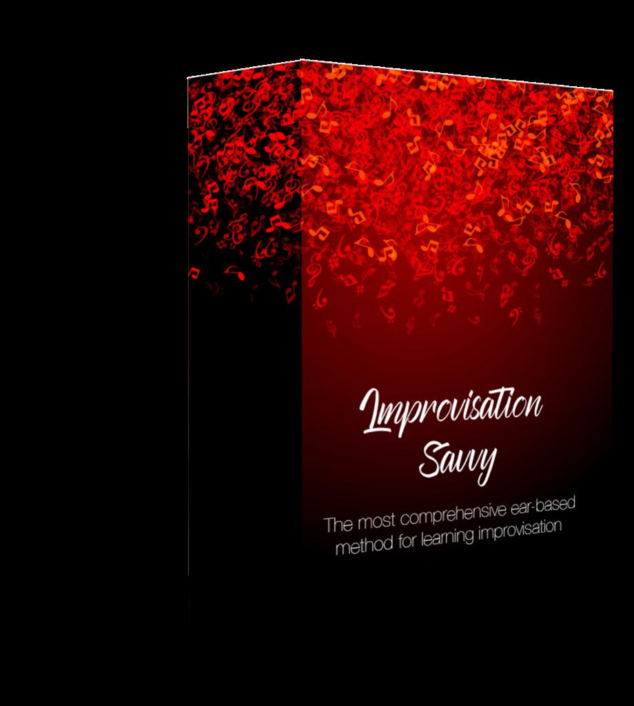 Improvisation Savvy box and shadow4